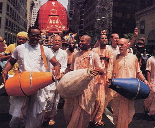 1987 Festival of the Chariots, New York City
