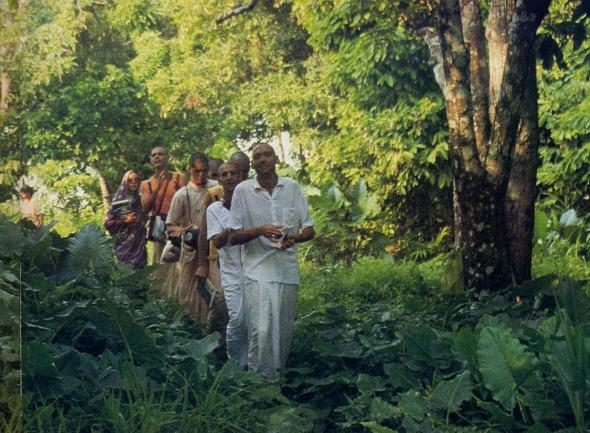 Krsna Holy Name To The Amazon Jungle