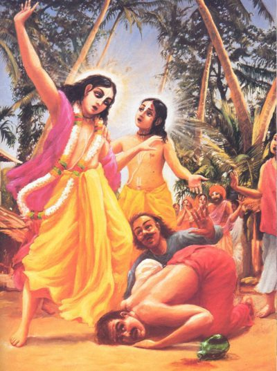 Jagai and Madhai