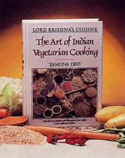 The Art of Indian Veg. Cooking