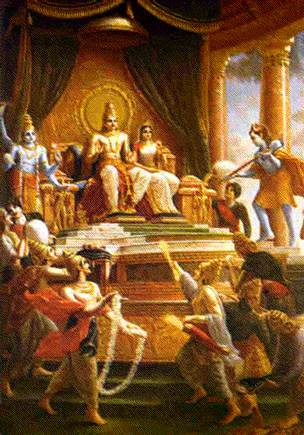 First Among Kings  by Drutakarma Dasa