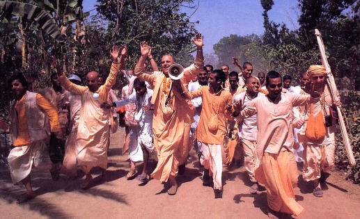 Mayapur, March 1985