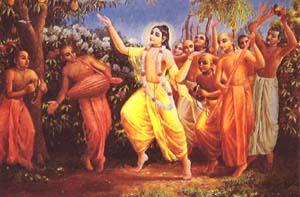 Hare Krsna Mantra