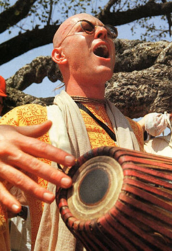Simply chant Hare Krsna by His Divine Grace A.C. Bhaktivedanta Swami Prabhupada