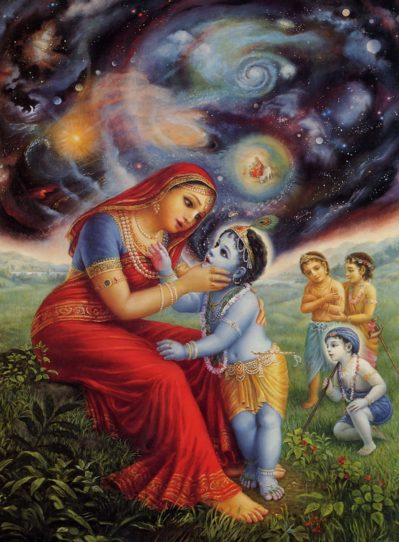 What Attracts Me to Krsna? by Ranacora Dasa