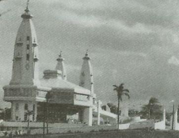 Hare Krishna Temple in Durban