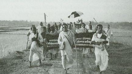 Padayatra in Navadvipa
