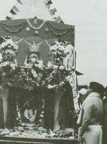 Tirtharaja Dasa at Moscow Rathayatra