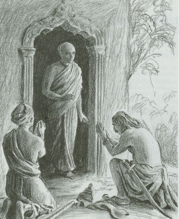 Part One: Caste Gosvamis and Smarta-brahmanas by Suhotra Swami