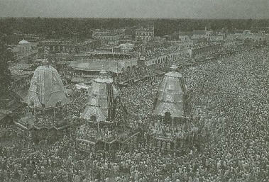 Rathyatra in Jagannath Puri