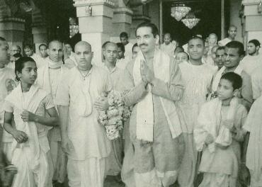 ISKCON Mayapur Temple