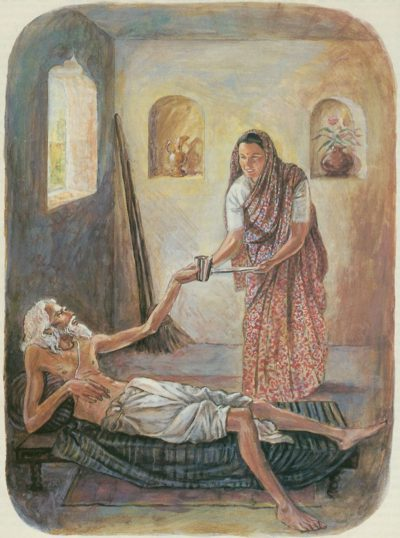 Light for the Dark Well by Mulaprakrti Devi Dasi and Visakha Devi Dasi