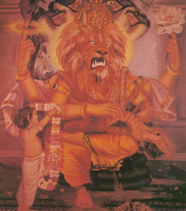 Divine Ferocity by Yadurani Devi Dasi