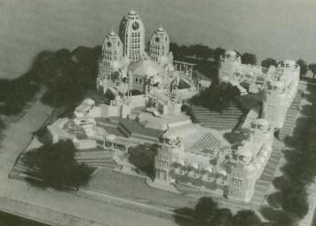 Sri Sri Radha-Parthasarathi Temple