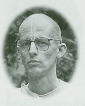 Begging for the Nectar of the Holy Name by Satsvarupa Dasa Goswami