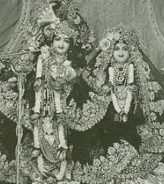 Sri Sri Radha-Giridhari at ISKCON San Diego