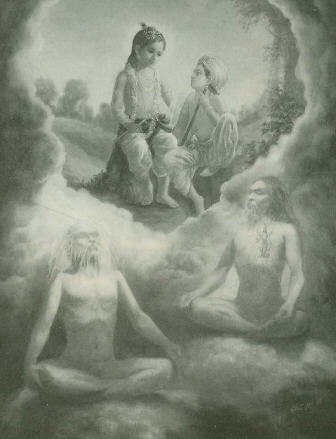 Part 3: Bhagavat Sandarbha  by Satya Narayana Dasa and Kundali Dasa