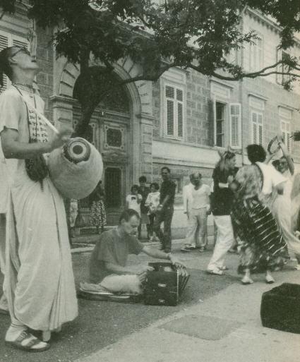 Solace in Sarajevo by Purujit Dasa