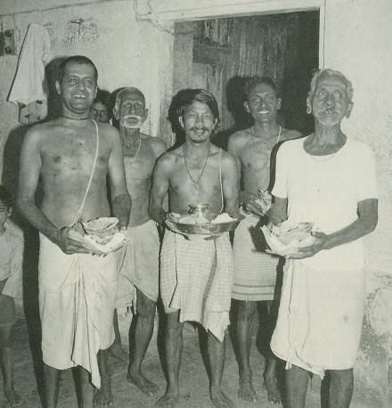 Maha Prasadam of Sri Madana Mohana