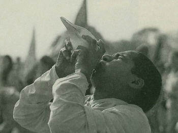 Scenes From Navadvipa Parikrama, 1993 by Ravindra Svarupa Dasa