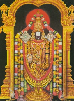 Tirupati – A Glimpse of the Opulence of God by Visakha Devi Dasi