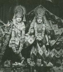 Sri Sri Radha-Govinda at ISKCON Tirupati