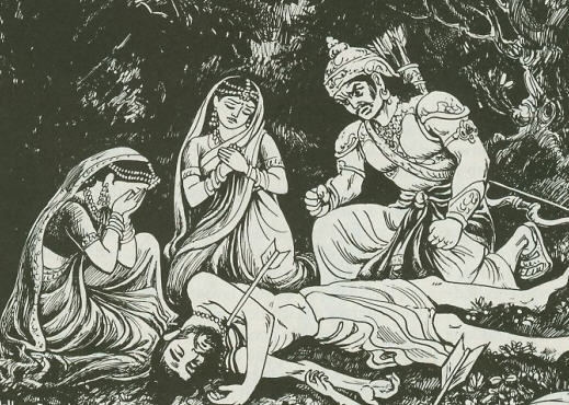 The Birth of the Pandavas Translated from Sanskrit by Hridayananda dasa Goswami