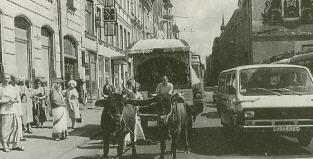 Padayatra in Former Soviet Union