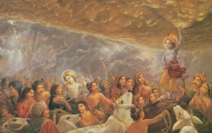 The Glories of Govardhana Hill, The Best Servant of Lord Hari