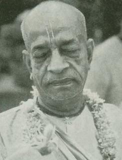 Srila Prabhupada at Simhacalam