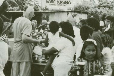 Hare Krsna Food For Life