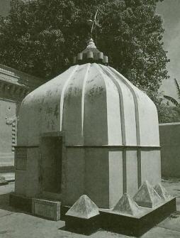 Rasikananda's Samadhi