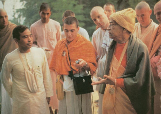 Ambassador of the Spiritual World by Hari Sauri Dasa