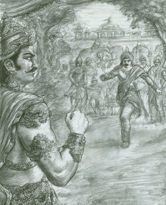 Duryodhana's Evil Plan by Hridayananda Dasa Goswami