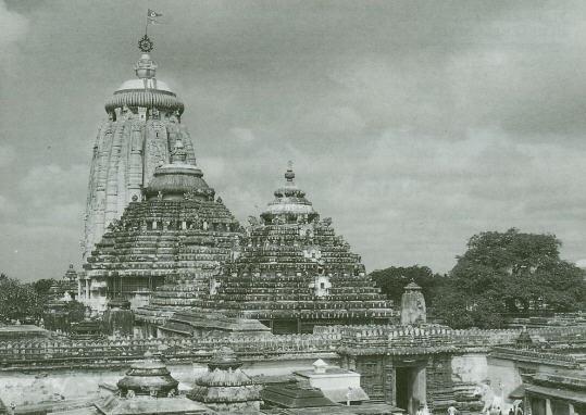 Lord Jagganatha Temple