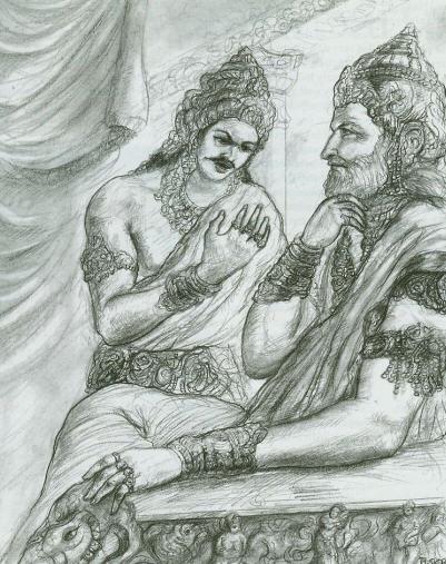 Scheming To Kill The Pandavas