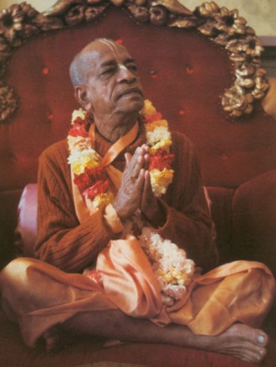 Celebrating the 100th Anniversary of the appearance of ISKCON's Founder-Acarya by Lokanath Swami