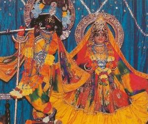 Sri Sri Radha-Bankebihari
