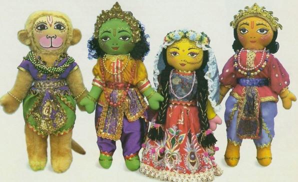 Dolls of Devotion