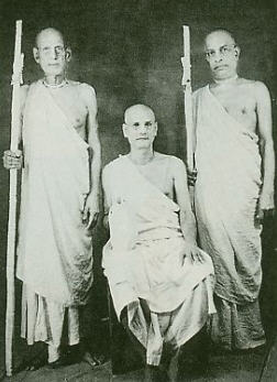 Srila Prabhupada Receives Sannyasa Initiation in Mathura
