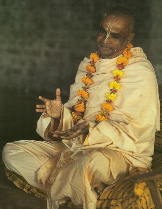 Gour Govinda Swami Maharaj