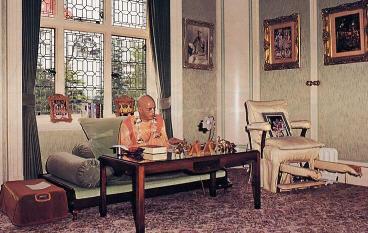 Victory For Bhaktivedanta Manor