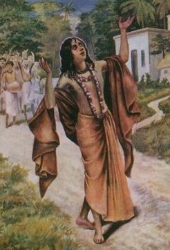 Lord Caitanya Visit To Sri Rangam