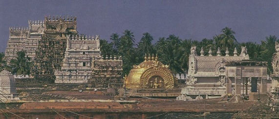 Sri Rangam – Temple of Temples by Bhakti Vikasa Swami and Jaya Vijaya Dasa