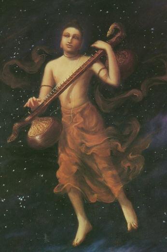Srila Prabhupada: A Modern Narada Muni by Sarvabhauma Dasa