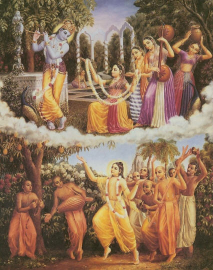 Celebrating Sri Caitanya-caritamrta by Kalakantha Dasa