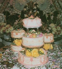 Srila Prabhupada's Cake