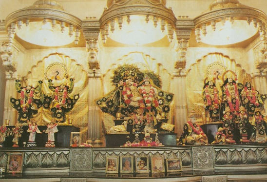 Nova Gokula Temple