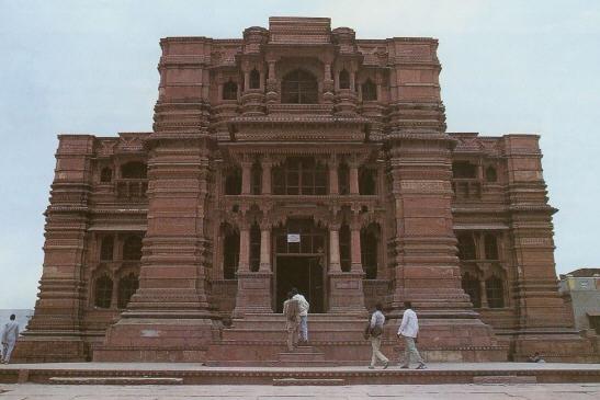 Govindaji's Original Home by Padma Nabha Goswami