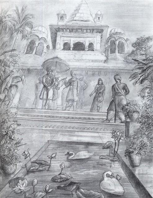 The Pandavas Get a Kingdom